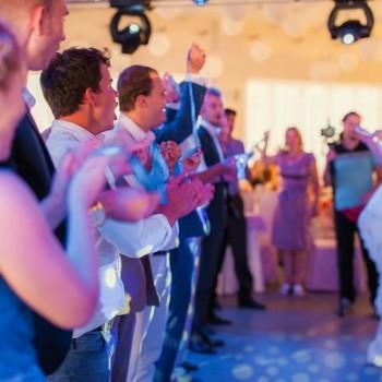 массовый конкурс на свадьбе