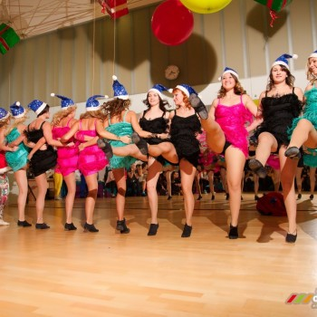 танцы на коропоративе