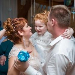 Свадьба с детьми