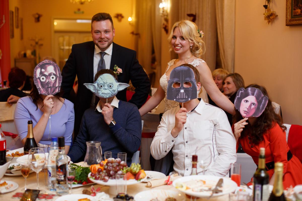 Ведущий для небольшой свадьбы