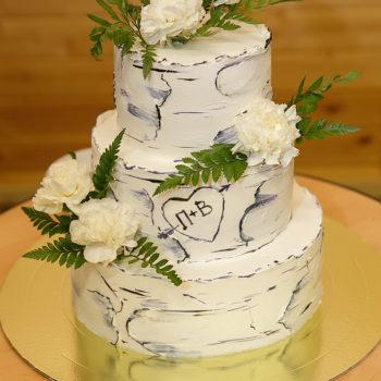 Торт-березка