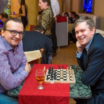 шахматы на празднике