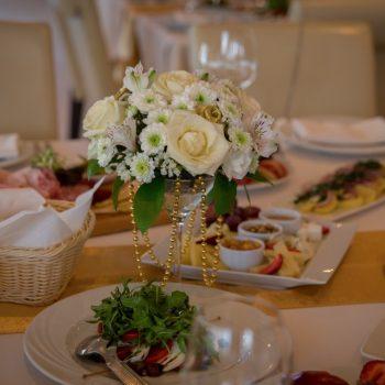 свадебный ужин, ресторан, банкет на свадьбу, ведущий в Москве