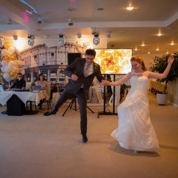 Отжиг на свадьбе