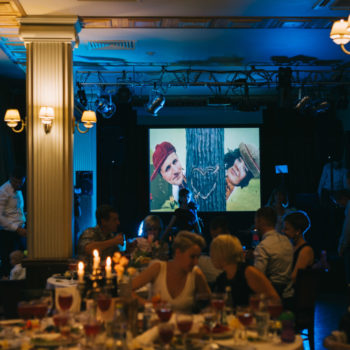 Джиб джаб на свадьбе